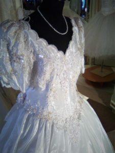 Eladó menyasszonyi ruha már 10.000 Ft-tól - Szofi Esküvői ruha szalon 285b8da2be