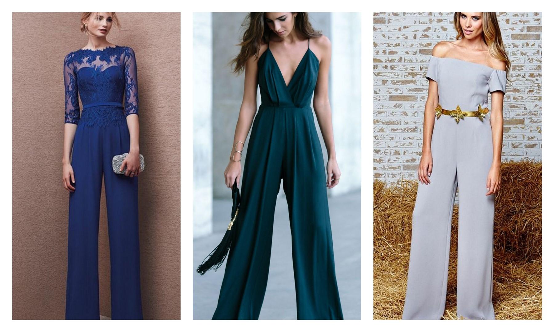 esküvői ruha - nadrág