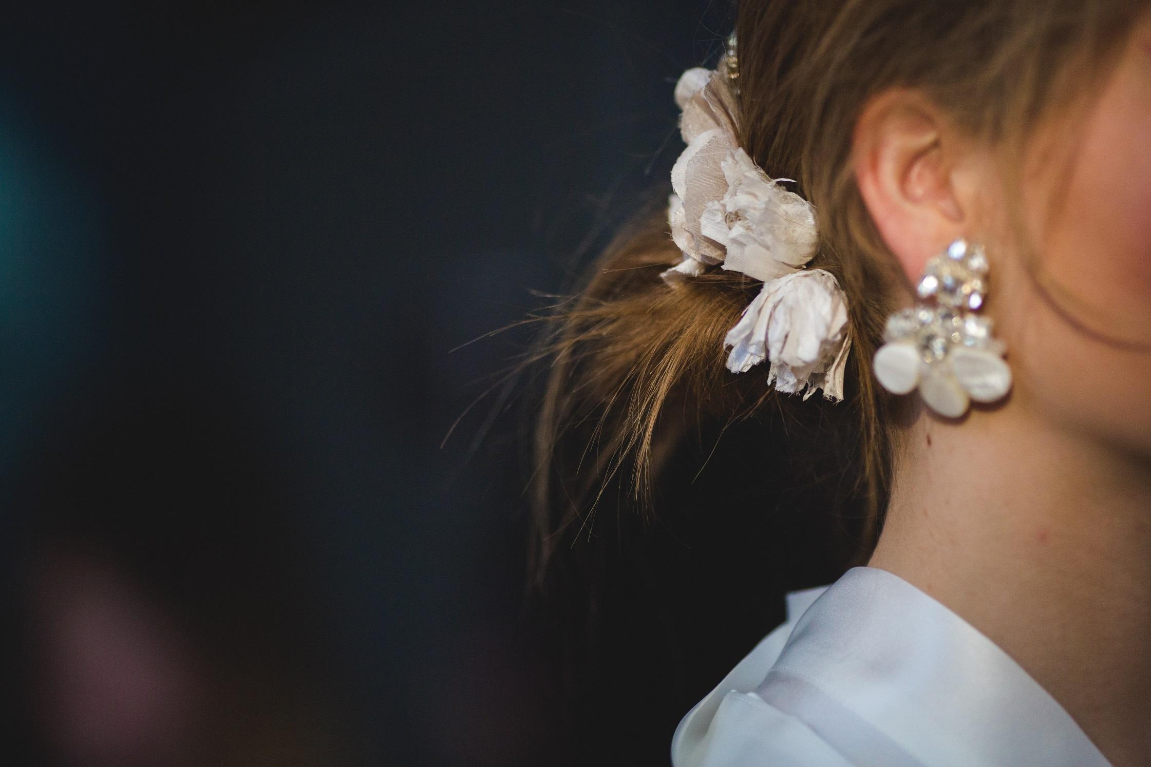 esküvői öltözék - ékszerek