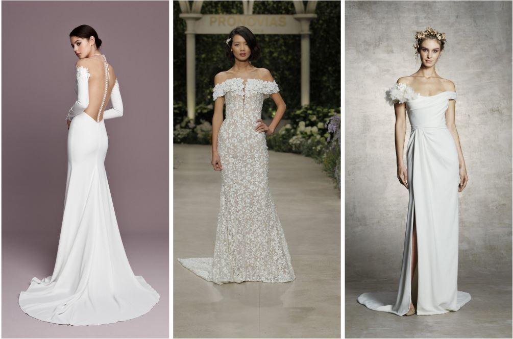 menyasszonyi ruha alacsony vállrésszel